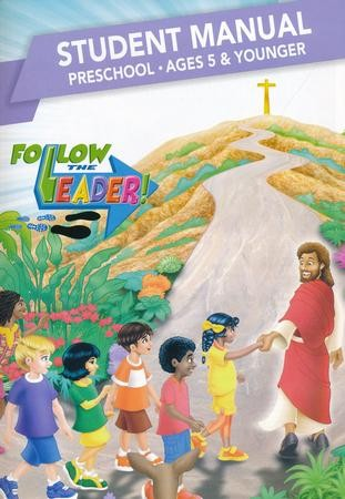follow the leader preschool student manual 9781681673233 rh christianbook com Kindergarten Classroom Elementary Students