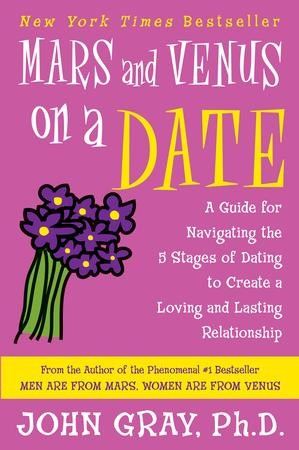 Mars And Venus On A Date A Guide For Navigating The 5 Stages Of