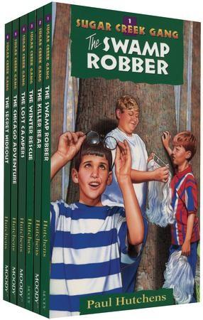 The Sugar Creek Gang Series Volumes 1 6 Paul Hutchens
