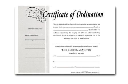 Minister ordination billfold card 9780805472806 christianbook colourmoves