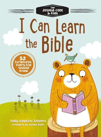I Can Learn The Bible The Joshua Code For Kids 52 Devotions And
