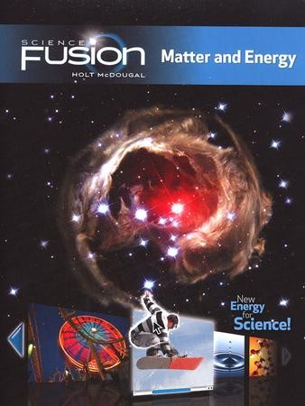 Science Fusion Module H Matter And Energy Grades 6 8