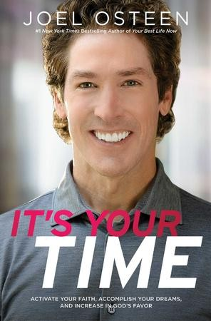Its Your Time Ebook Joel Osteen 9781439183090 Christianbook