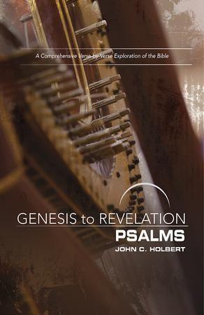 Psalms Participant Book, eBook (Genesis to Revelation Series)