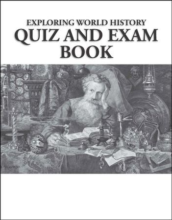 Exploring World History Quiz Exam Book