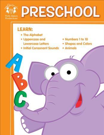 Preschool Activity PDF & Digital Album Download [Music Download]
