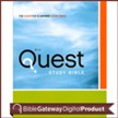 NIV Quest Study Bible Notes