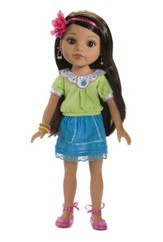 Hearts for Hearts Girls, Consuelo from Mexico Doll