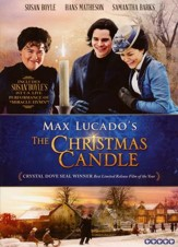 Max Lucado's The Christmas Candle, DVD  - Slightly Imperfect