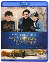 Max Lucado's The Christmas Candle, Blu-ray   - Slightly Imperfect