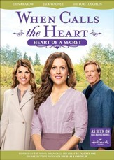 When Calls the Heart: Heart of a Secret, DVD