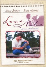 Love Note, DVD