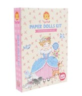 Princesses & Belles Paper Doll Set