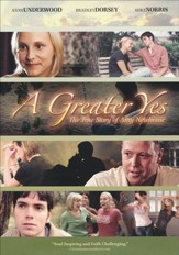 A Greater Yes, DVD