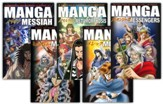 Manga Bible Books, Volumes 1-5