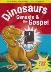 Dinosaurs, Genesis & the Gospel, DVD