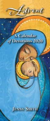 Advent A Calendar of Devotions 2020, Pack of 10