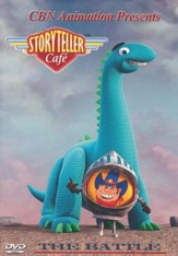 The Storyteller Cafe: The Battle, DVD
