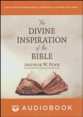 the divine inspiration of the bible unabridged audiobook on mp3 cd