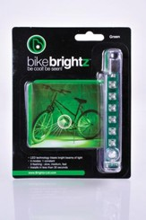 Bike Brightz Lights, Green