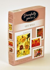 Peace and Grace Get Well Cards, Box of 12