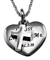 Christ In Me Sweetheart , 18 Chain (Galatians 2:20)