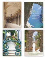 Passages Sympathy Cards, Box of 12