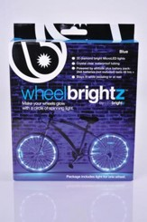 Wheel Brightz Lights, Blue