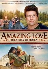 Amazing Love: The Story of Hosea, DVD
