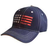 Patriotic Cap, Navy