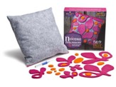 Needle Felt Pillow Kit