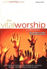 Vital Worship Collection Songbook