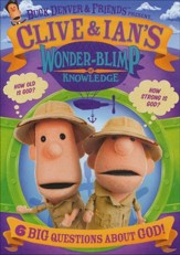 Clive & Ian's Wonder-Blimp of Knowledge 1, DVD