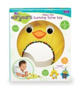 Flippy Flap Tummy Time Toy, Duck and Penguin