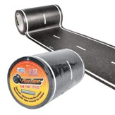Asphalt Black Road Tape, 30ft x 4in
