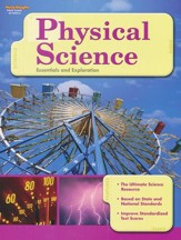 Science (High School): Physical Science