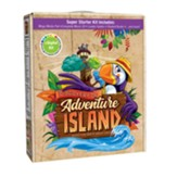Discovery on Adventure Island Super Starter Kit Plus Digital - Cokesbury VBS 2021