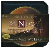 The Listener's KJV New Testament CD Set