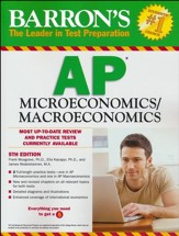 AP Microeconomics/Macroeconomics, 5th Edition