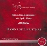 Hymns of Christmas Accompaniment DVD-ROM