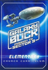 Galaxy Buck: Mission to Sector 9, Elementary Church Curriculum
