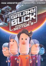 Galaxy Buck: Mission to Sector 9, DVD