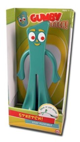 Stretch Gumby