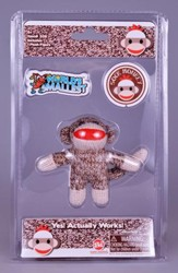 World's Smallest Sock Monkey