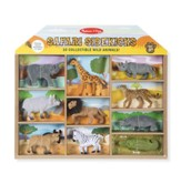 Safari Sidekicks, 10 Collectible Wild Animals