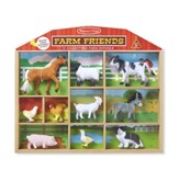 Farm Friends, 10 Collectible Farm Animals