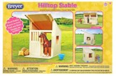 Hilltop Wooden Stable