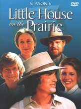 Little House on the Prairie: Season 6 DVD