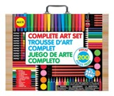 Complete Art Set, 200 pieces