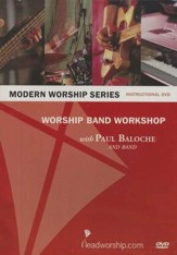 Worship Band Workshop, DVD
